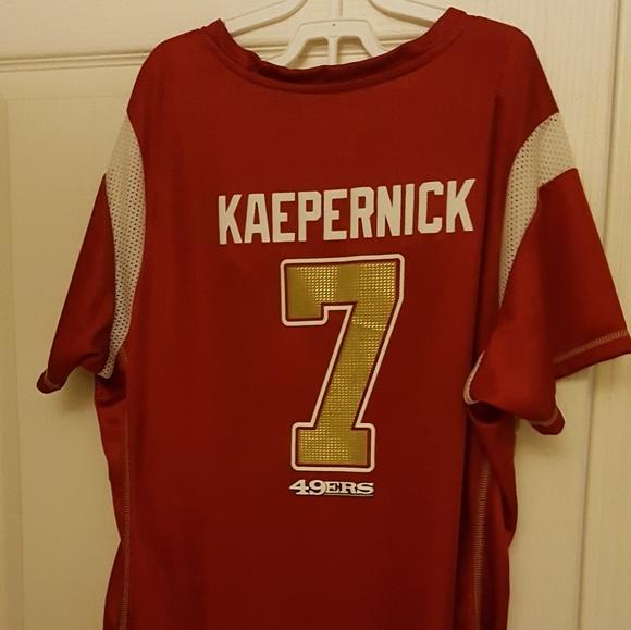 brand new a0291 afca8 San Francisco 49ers Colin Kaepernick women's Jers.